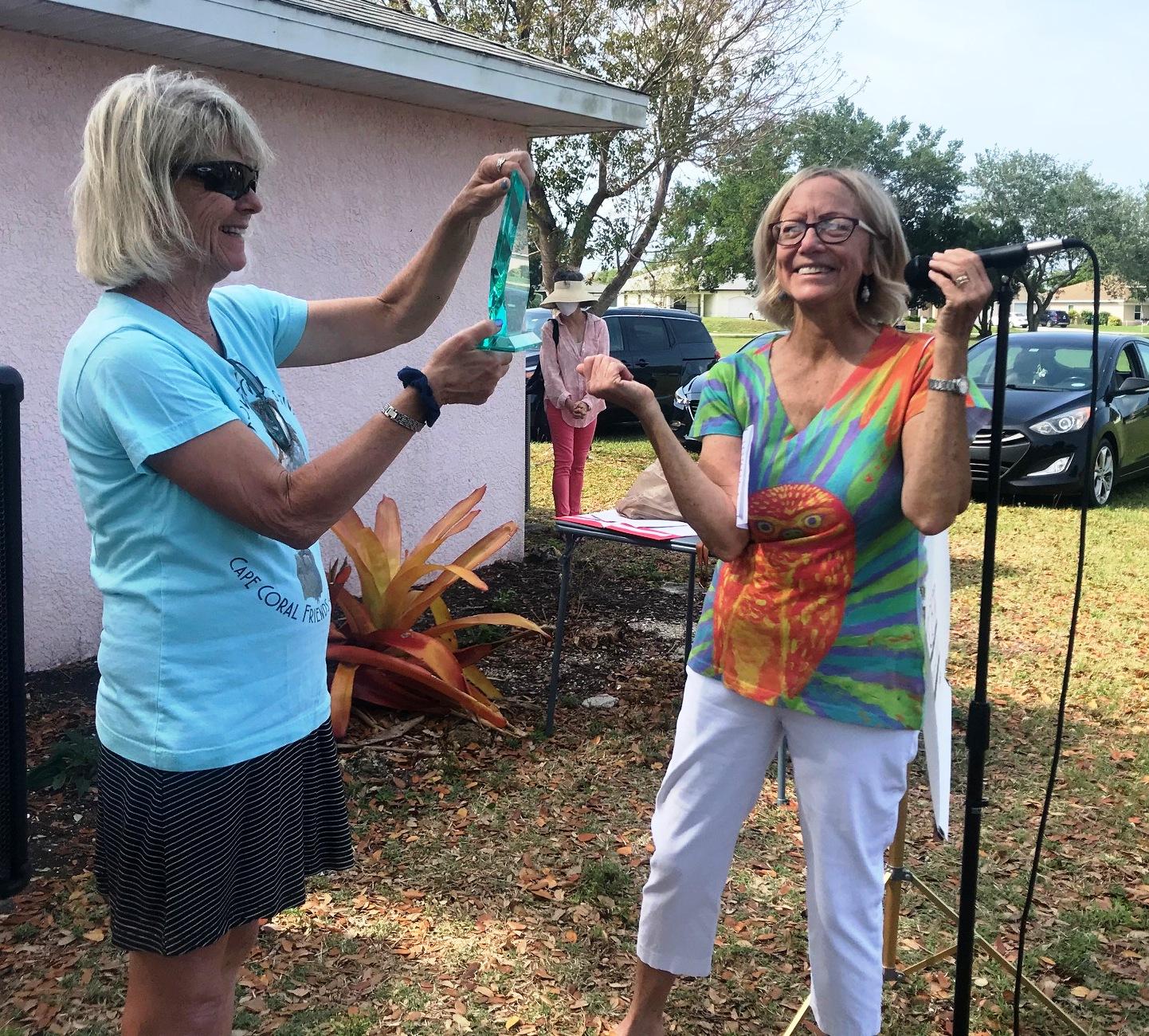 Cheryl Anderson &Lori Haus-Bulcock